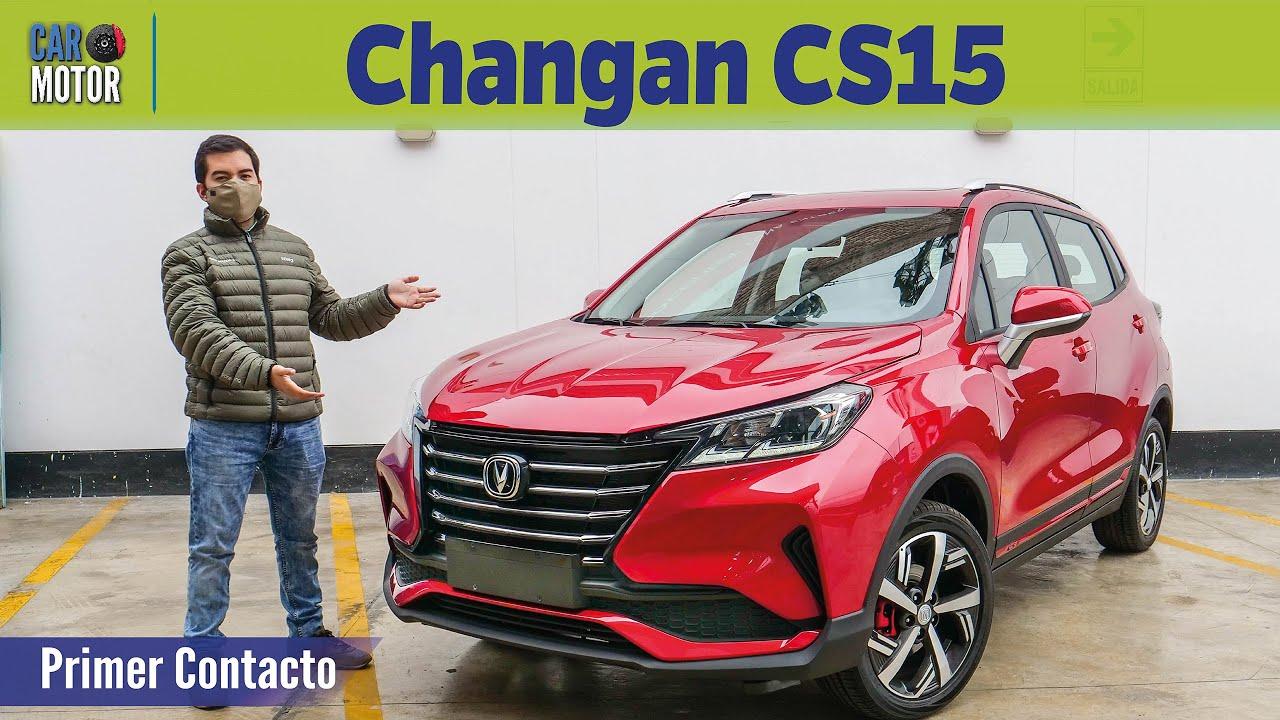 Changan CS15 2020 - Primer Contacto 😎🚗| Car Motor