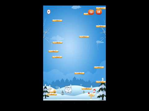 Kitty Jump - обзор игры на андроид