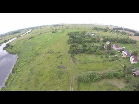 Домик в деревне Зараново Рязанской области продам...