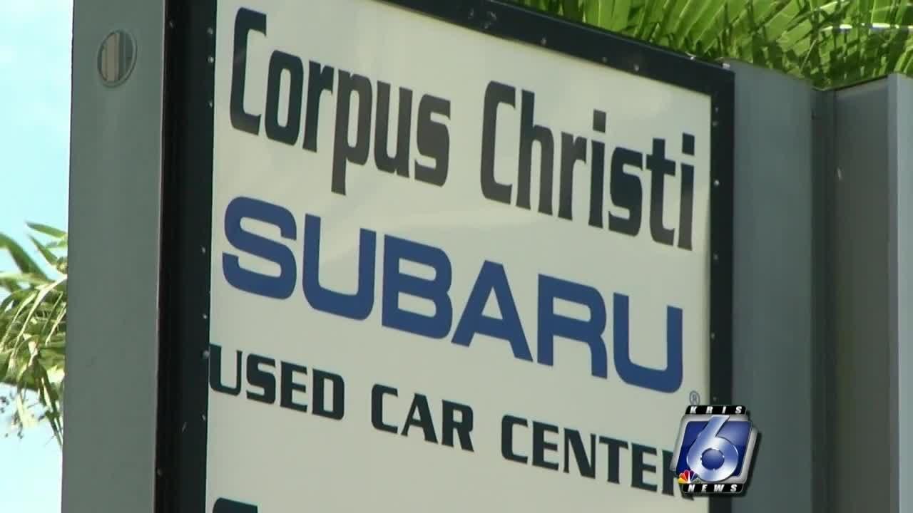 Corpus Christi Subaru >> 6 Investigates Cc Subaru Uses Unlicensed Tow Truck To Repossess Cars
