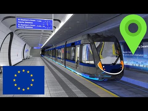 5 European Mega Projects Of The Next 20 Years