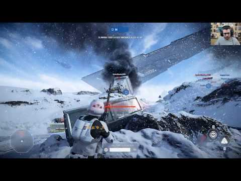 Star Wars Battlefront II Ataque a Hoth