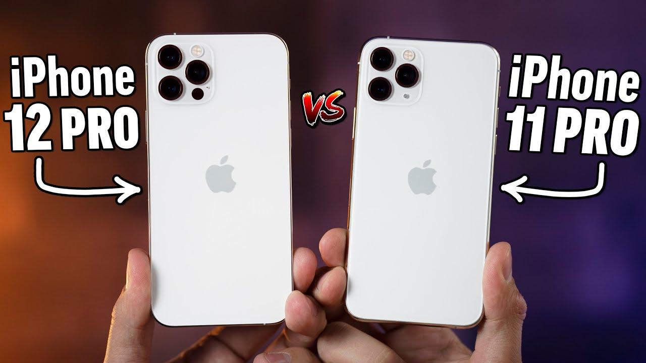 iPhone 12 Pro vs iPhone 11 Pro - Full Comparison!