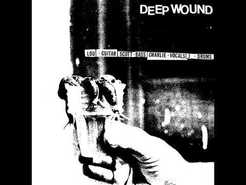 Deep Wound - S/T mp3