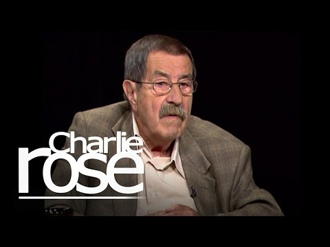 Günter Grass on His Nazi Past (July 2, 2007) | Charlie Rose