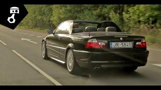 BMW 330Ci (E46) M-Pack Тест-драйв; zhmuraTV
