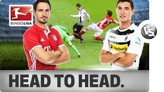 Hummels vs. Christensen - Top Defenders Go Head-to-Head