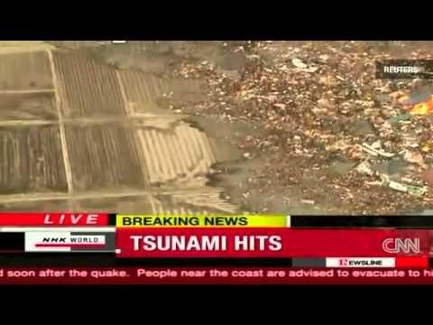 Tsunami Japan Earthquake Tokyo Pacific Breaking News 11/03/2011