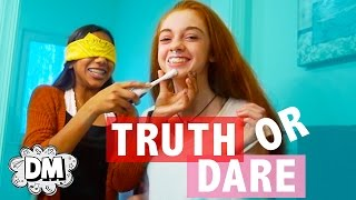 Truth or Dare CHALLENGE! | Alyssa Vlogs