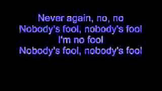 Cinderella - Nobody
