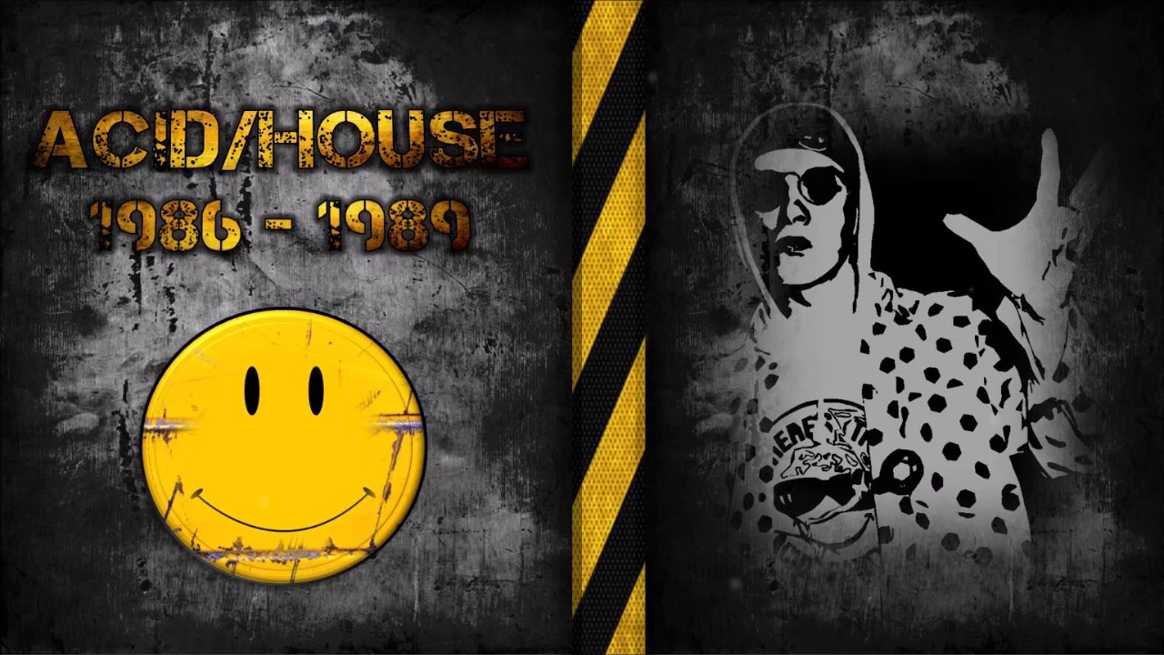 House music mix 1986 1989 house acid hip house youtube for Classic underground house music
