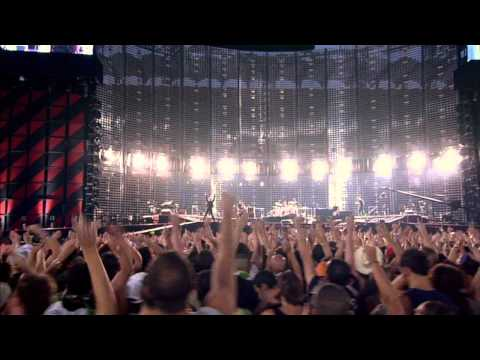U2 Vertigo - Elevation Live In Milano (HD)