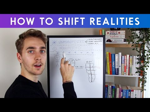 Quantum Belief Shifting: The Key To Creating Your Dream Reality