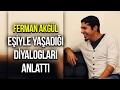 Ferman Akgül'ün Danimarkalı Eşiyle Yaşadığı Diyaloglar Hadi Be Dedirtti