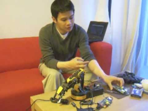 Voice Controlled Robot using a Raspberry Pi