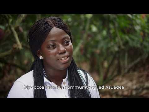 Ghanaian cocoa farmers visit Ecuador