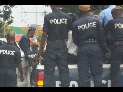 CONGO-BRAZZAVILLE: 2 POLICIERS SE BATTENT NON LOIN DE LA RÉSIDENCE DE SASSOU NGUESSO