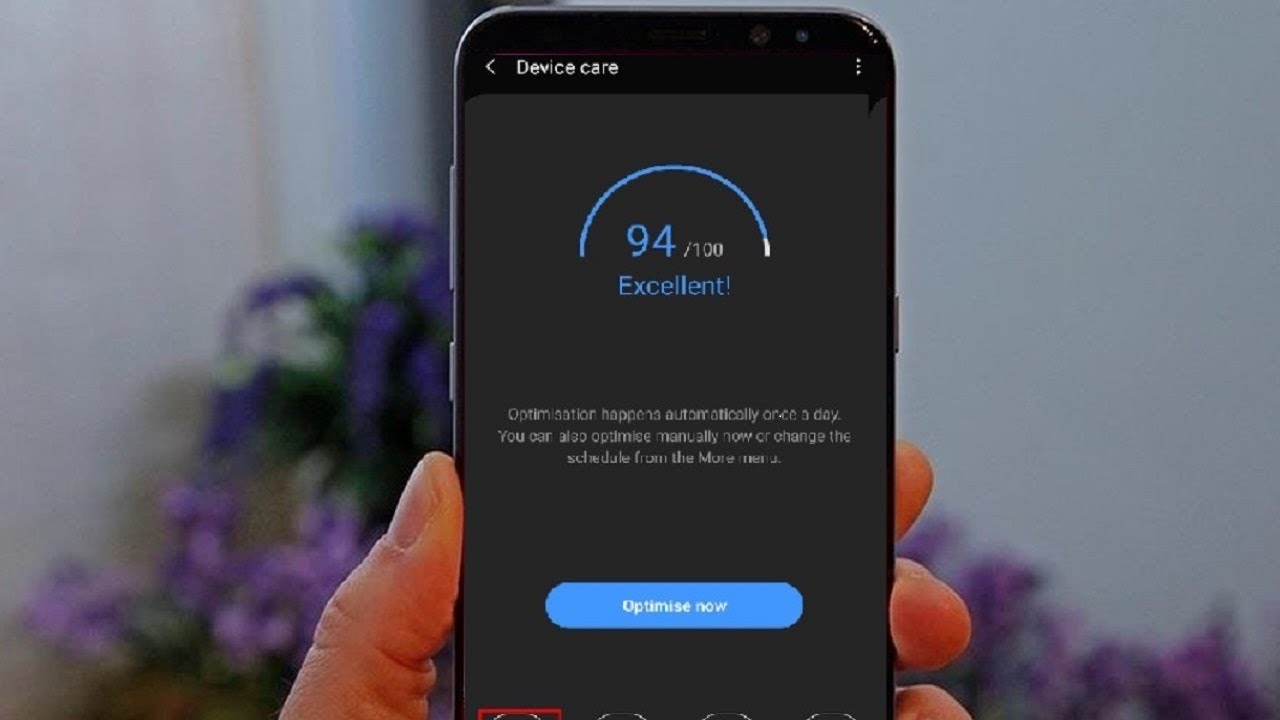 Fix Samsung One UI Battery Drain Issue in Galaxy S9, S9+, S8 & S8+