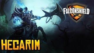 Falconshield - Hecarim (LoL Champion Rocks Runner Up Winner)