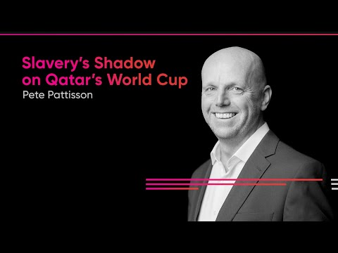 Slavery's Shadow On Qatar's World Cup | Pete Pattisson | 2019 Oslo Freedom Forum In New York