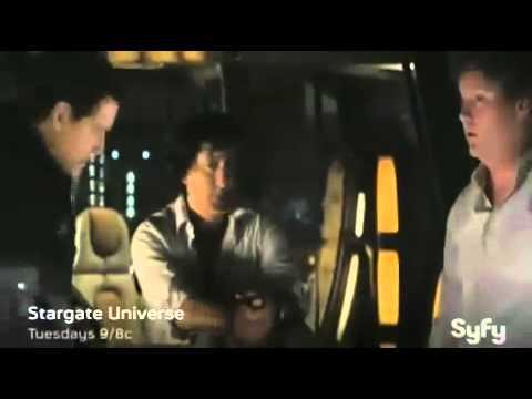 Stargate Universe '2x09 Visitation' Syfy Sneak Peek