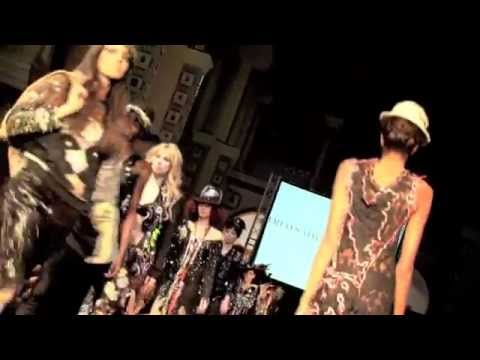 Fashion Week Tunis 2011- HD - Free and Beautiful - Libre et Belle