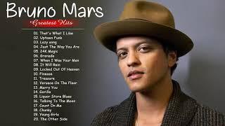 ブルーノ・マーズ 人気曲 メドレー Best Songs Of Bruno Mars