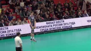 "ВК ""Динамо"" (Москва) vs Белогорье. Финал шести-2014."