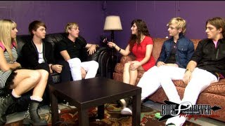 R5 Interview with Rock Forever Magazine