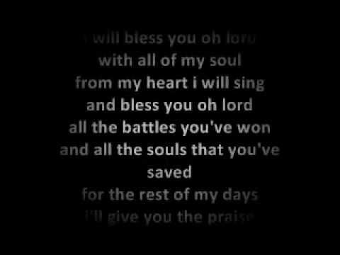 I Will Bless You Oh Lord-Joshuas Troop