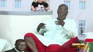 Moustapha Cissé Lo dans Kouthia Show du 18 Juillet 2019