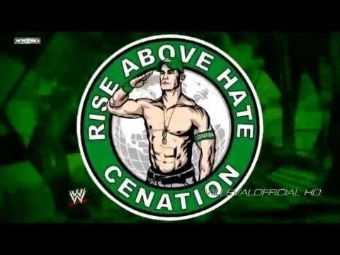 2014:WWE- John Cena Theme Song + Titantron (Green Version) + Download Link