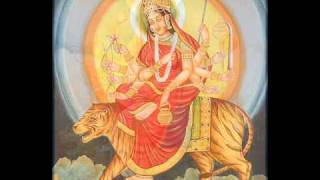 Shri Nav Durga Raksha Mantra With English Subtitles