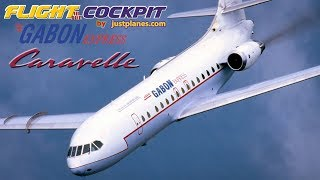Flying The Sud Aviation CARAVELLE 1999