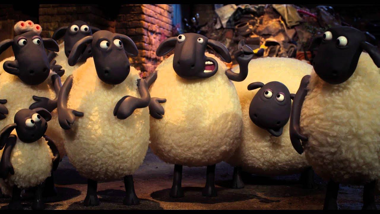 5 reasons you should borrow a kid and go see Shaun The Sheep