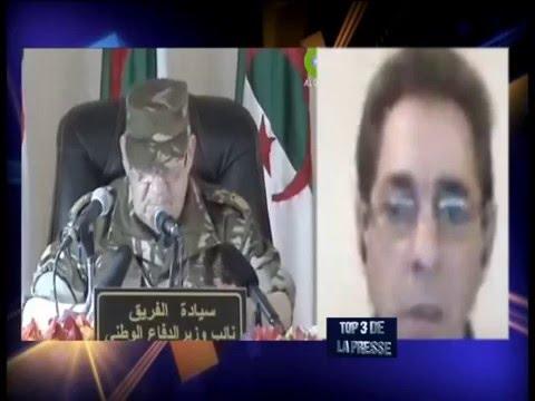Attentat contre Gaïd Salah :  Info, intox ?