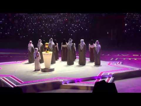 Qatar National Anthem - Best Version at 2015 Handball