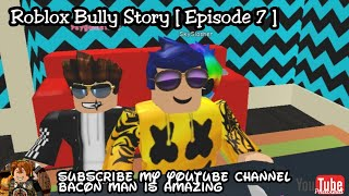 Roblox Bully Story - NJ Cut His Hair!!?? [ Episode 7 ]