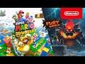 Switch 瑪利歐亮麗紅 X 亮麗藍主機+瑪利歐3D世界+熱門遊戲多選一+18合一套裝+手把矽膠套組 product youtube thumbnail