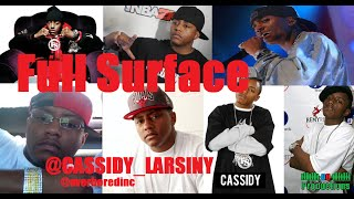 Download Cassidy Freestyle - Full Surface MP3 song and Music Video