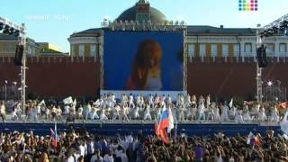 Жанна Фриске   А на море белый песокДень России