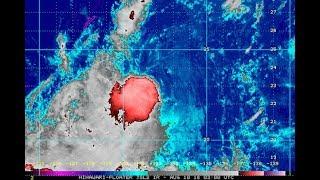 Karding, another tropical cyclone enhancing monsoon