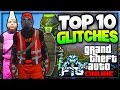 GTA 5 Online: Best Top 10 Working Glitches & Tricks 1.38 (GTA V Modded outfits Invisible body parts)
