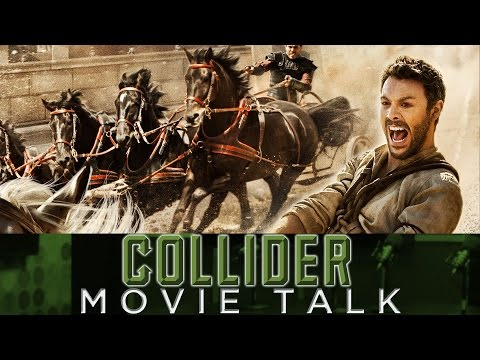 Collider Movie Talk - New Ben Hur Trailer, First Full Pete's Dragon Trailer