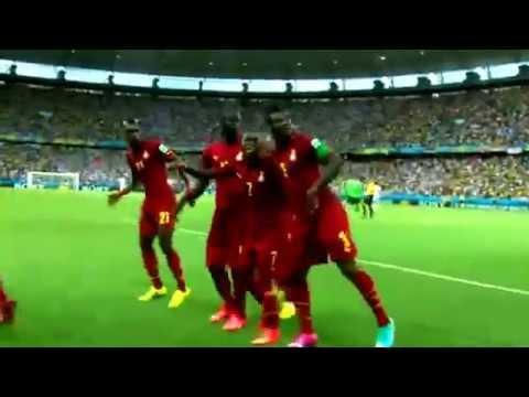 Alemanha x Gana - Germany vs Ghana 2-2 All Goals World Cup 2014
