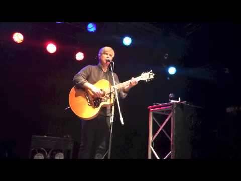 Concert solo Matthew Caws à La Gare de Lion, Wil - Suisse, le 5 Décembre 2013
