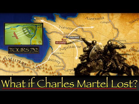 Tours 732 - What If Charles Martel Lost?