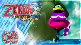Zelda Phantom Hourglass : Le monstre des mers ! #08 🌊