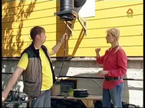 видео: truboexpert.ru Монтаж дымохода schiedel permeter для камина