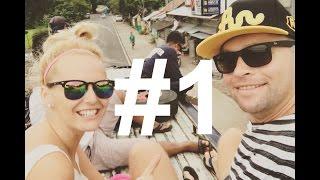 BezPlanu #1 Filipiny : Podróż z wyspy Siquijor do miasta Bacolod (Negros)